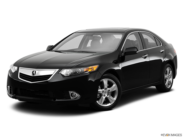 2014 Acura TSX Review