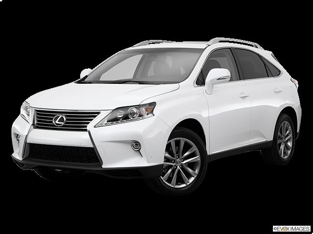 2015 Lexus RX 350 Review