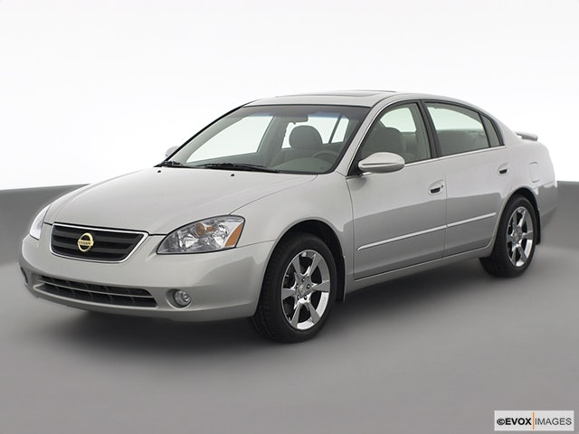2003 Nissan Altima Review