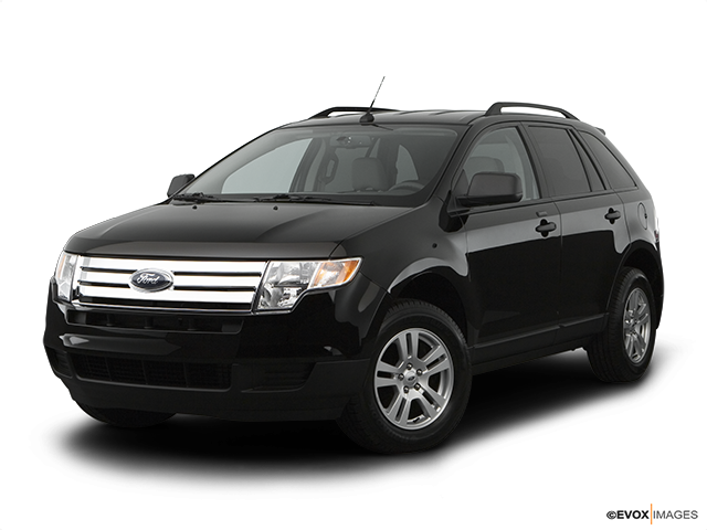 2008 Ford Edge Review Carfax Vehicle Research