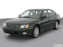 2002 Subaru Legacy Review