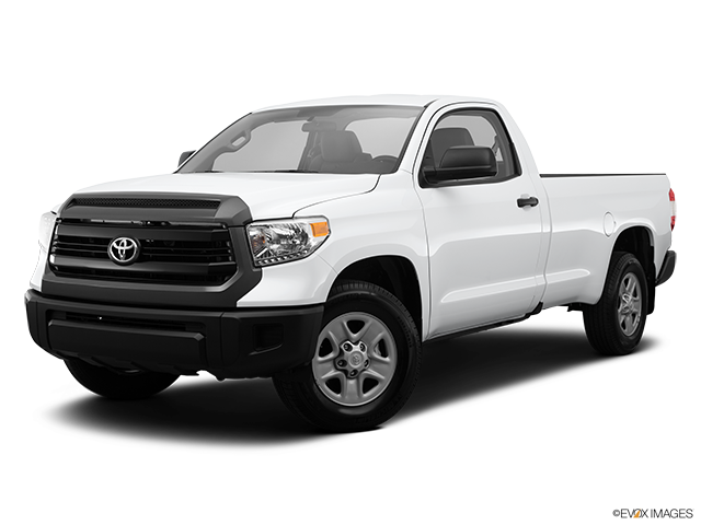 2014 Toyota Tundra Review