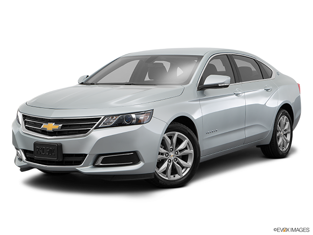 2018 Chevrolet Impala Review