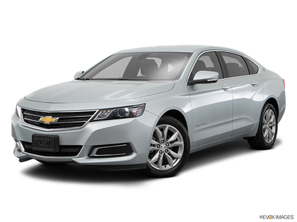 2018 Chevrolet Impala Review | CARFAX Vehicle Research