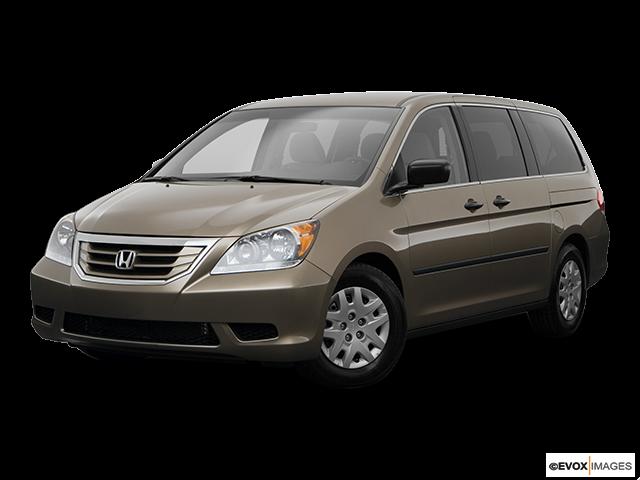 2008 Honda Odyssey Review