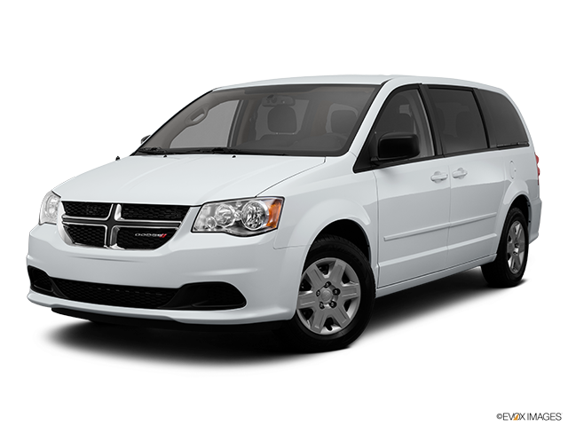 2013 Dodge Grand Caravan Review
