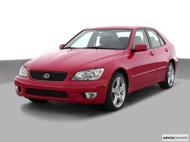 2003 Lexus IS 300 Review