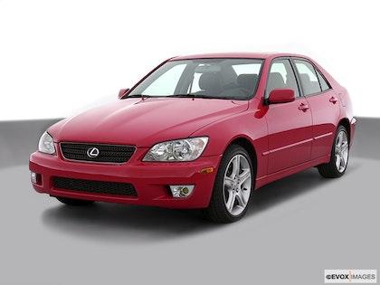 2002 Lexus IS 300 photo