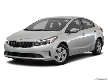 2017 kia forte review carfax vehicle research. Black Bedroom Furniture Sets. Home Design Ideas
