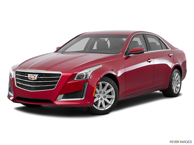 2016 Cadillac CTS Review