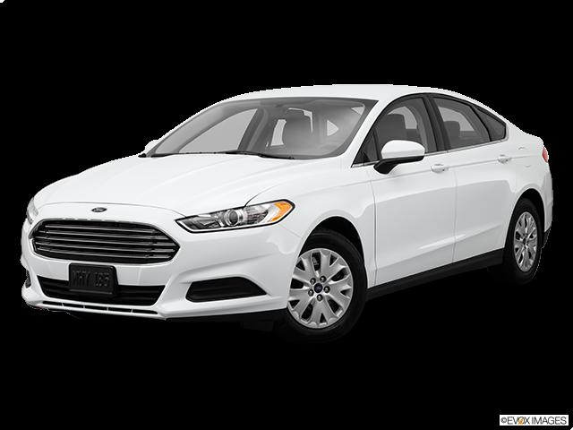 2014 Ford Fusion photo