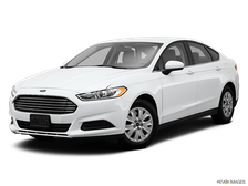 2014 Ford Fusion Review