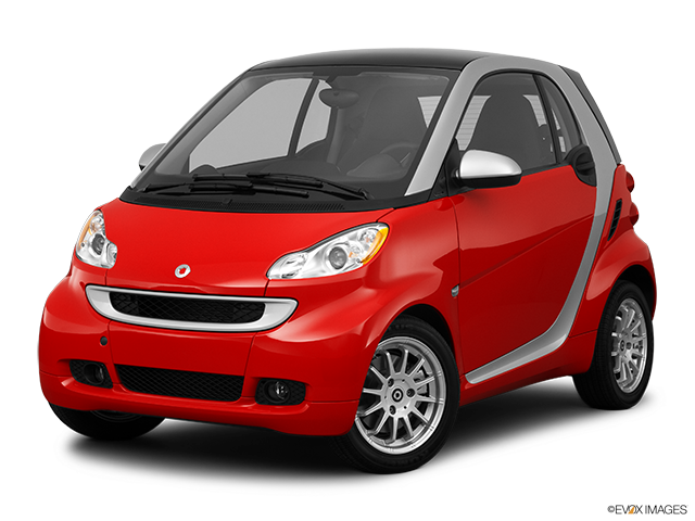 2011 Smart fortwo Review