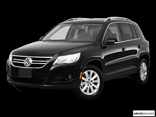 2010 Volkswagen Tiguan Review