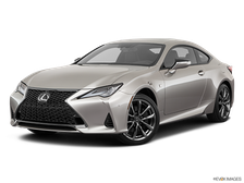 2019 Lexus RC Review