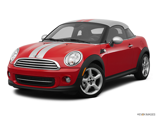 2012 MINI Cooper Coupe Review