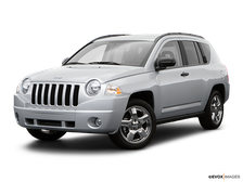 2008 Jeep Compass Review
