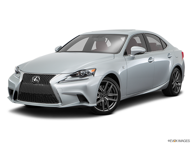 2016 Lexus IS 350 photo