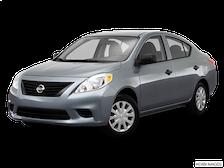 2014 Nissan Versa Review