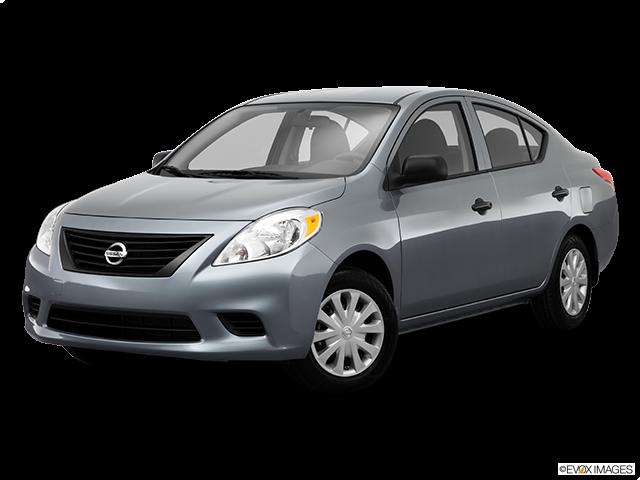2014 Nissan Versa Photo