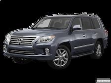 2013 Lexus LX Review