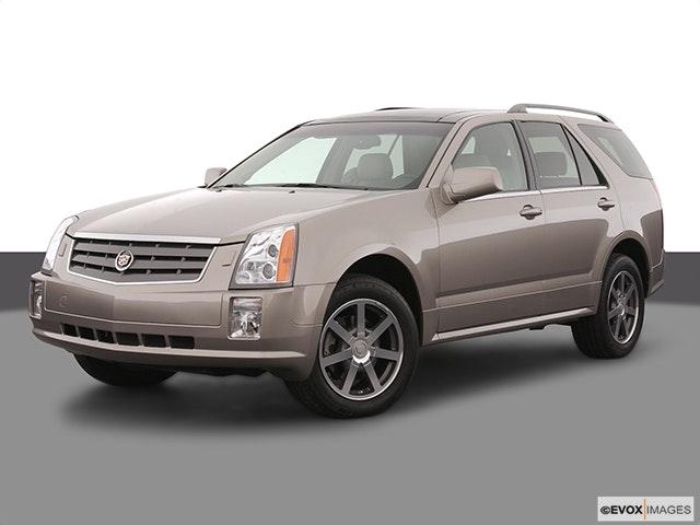 2004 Cadillac SRX Review