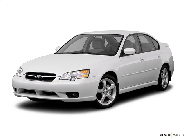 2007 Subaru Legacy Review