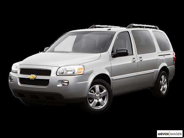 Chevrolet Uplander Reviews