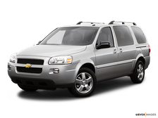 2008 Chevrolet Uplander Review