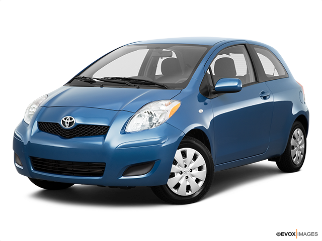2010 Toyota Yaris Review