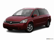 2008 Nissan Quest Review