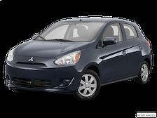 2014 Mitsubishi Mirage Review