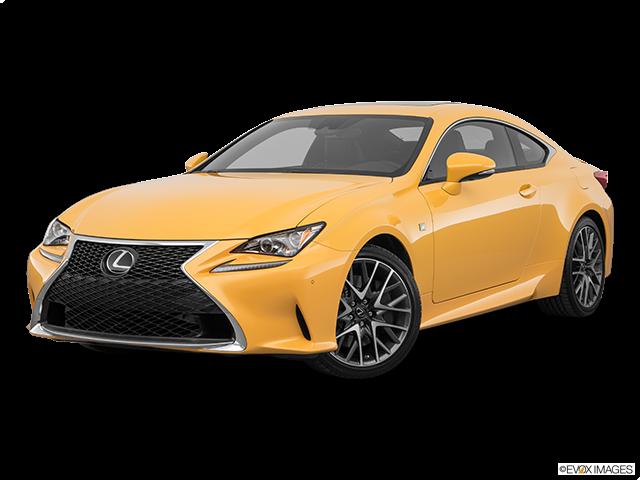 2018 Lexus RC 300 Review