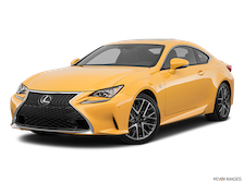 2018 Lexus RC Review