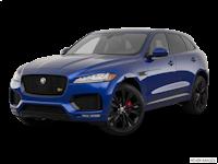 Jaguar, F-Pace, 2017-Present
