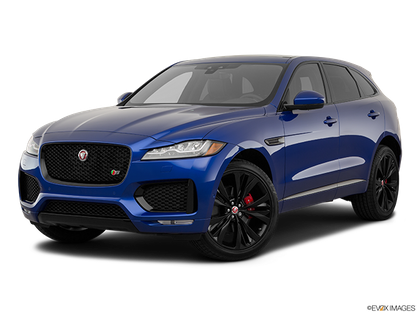 2019 Jaguar F-PACE photo