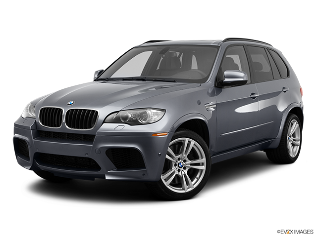 2012 BMW X5 M Review