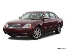 2006 Ford Five Hundred Review