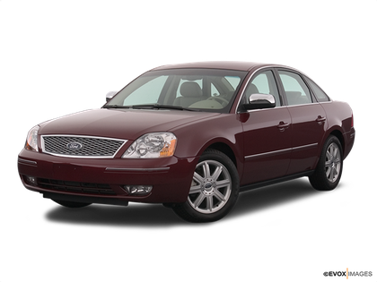 2007 ford five hundred sel aux input