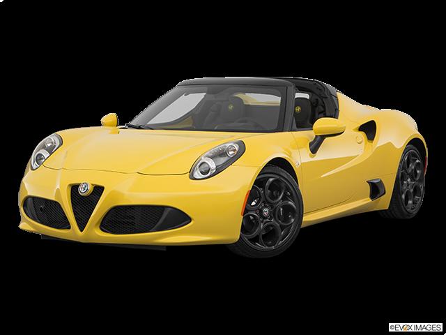 Alfa Romeo 4C Reviews
