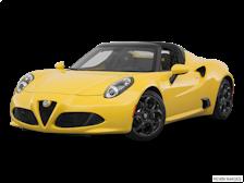 2018 Alfa Romeo 4C Review