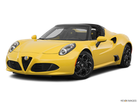 Alfa Romeo 4C Reviews