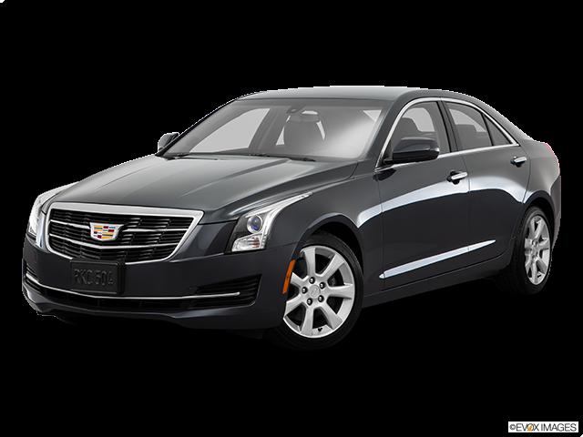 2016 Cadillac ATS photo
