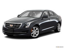 2016 Cadillac ATS Review