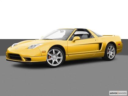 2005 Acura NSX photo