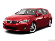 2012 Lexus CT Review