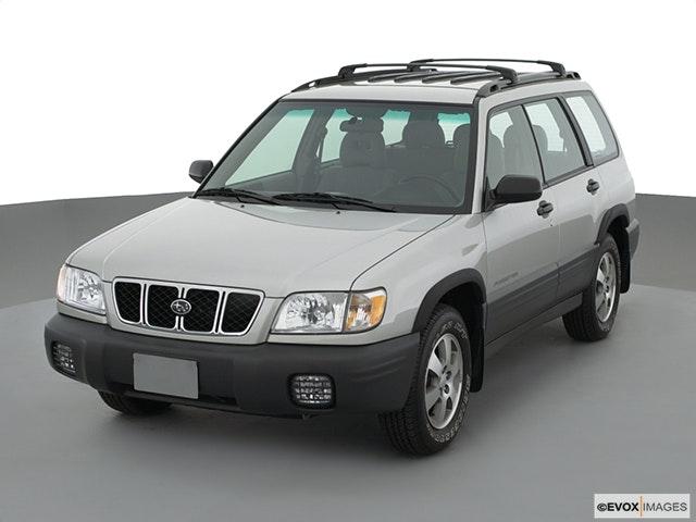 2002 Subaru Forester Review