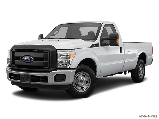 2016 Ford F-250 Super Duty Review