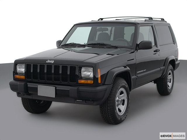 2001 Jeep Cherokee Review