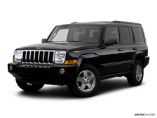 2008 Jeep Commander Review